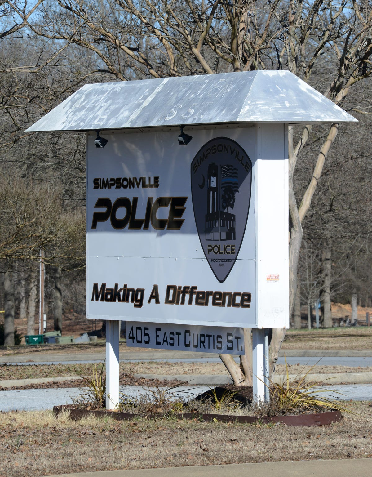Simpsonville sued over officer's destruction of cold case