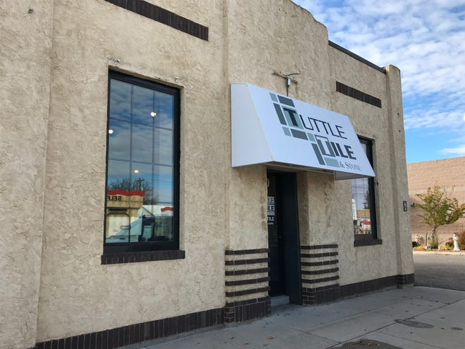 Tuttle Tile recently moved from 900 6th St. S.W. to 400 Central Ave. W.