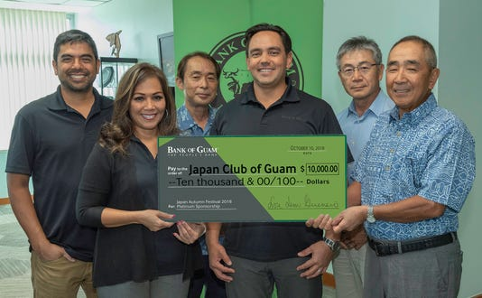 Bnkguam Sponsorship For Japan Club Of Guam 2018 1