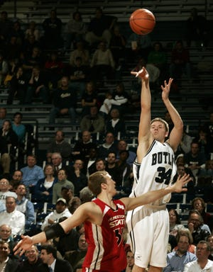 FILE -- The Delaware County Athletic Hall of Fame added Pete Campbell to its ever-growing list of members. Campbell, who once played at Butler, is a part of the 2019 class.