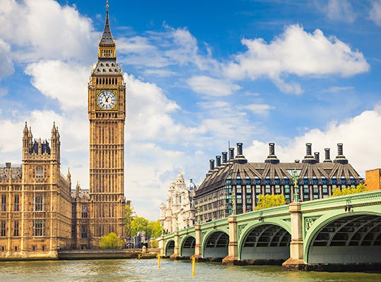 Enter to Win a Monograms Vacation to London