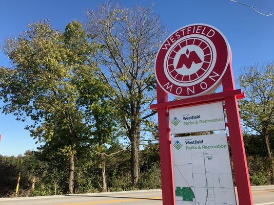 Monon Trail Westfield