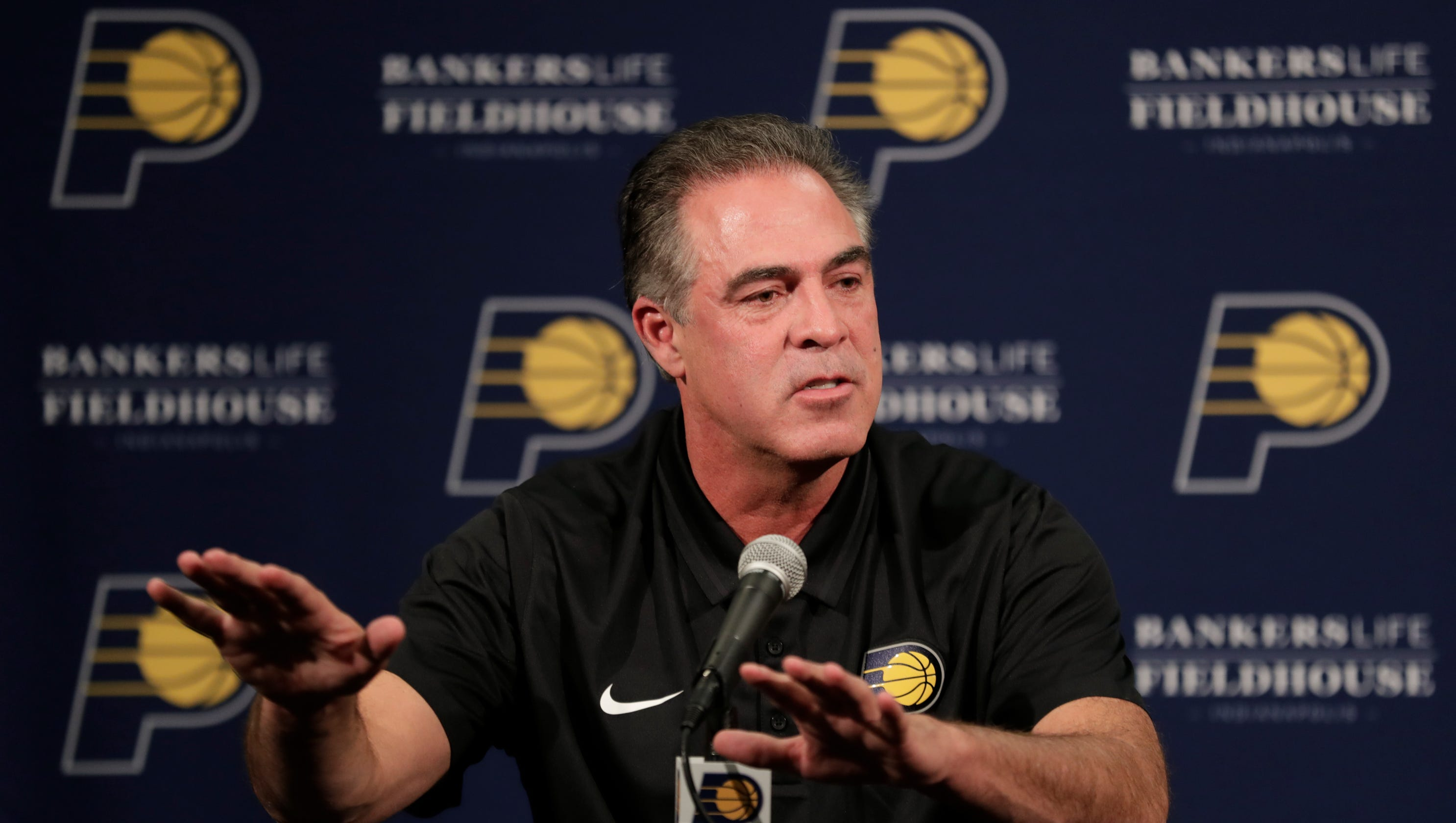 Pacers' Kevin Pritchard: 'There had to be some changes. I take full responsibility'