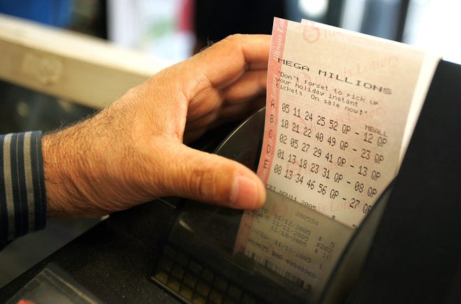 Lotto players are looking to get their tickets for the Mega Millions drawing.