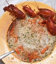 Crawfish Etouffe is a popular item at Sal & Phil's in Ridgeland.
