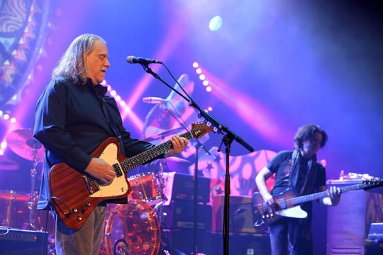 The Southern rock and fusion band Gov't Mule is coming to Jackson in October.