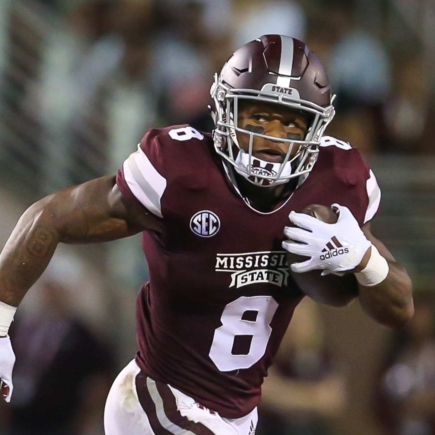 Live updates: Mississippi State at LSU football