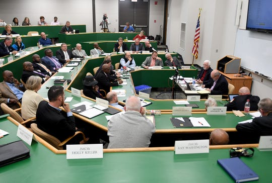 The Madison County Commissioners voted on a $49.5 million jail expansion during their meeting, Monday, October 15.  18 commissioners voted yes, 6 voted no, and 1 passed.