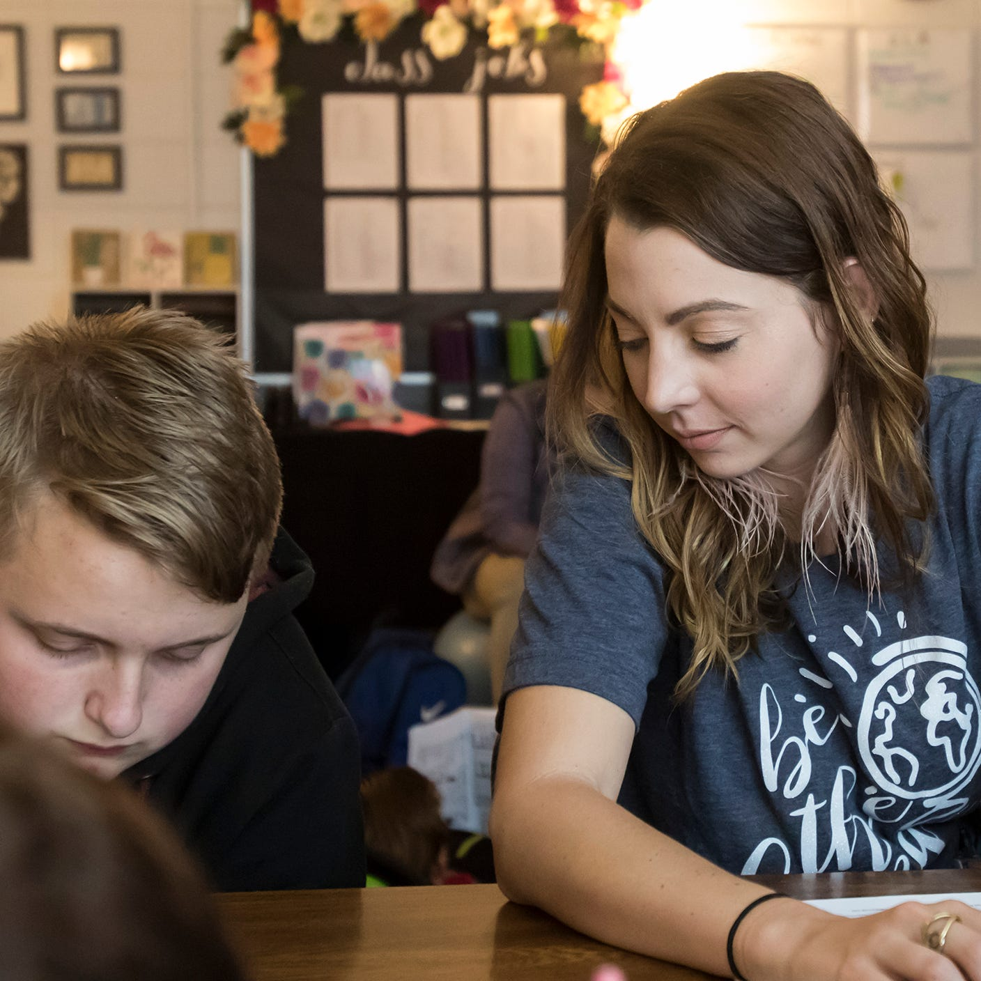What is it like to teach today? We spent a day with a Louisiana teacher, and we were exhausted