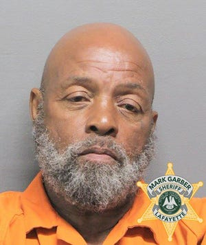Robert Taylor, 58, was arrested Tuesday in Lafayette.