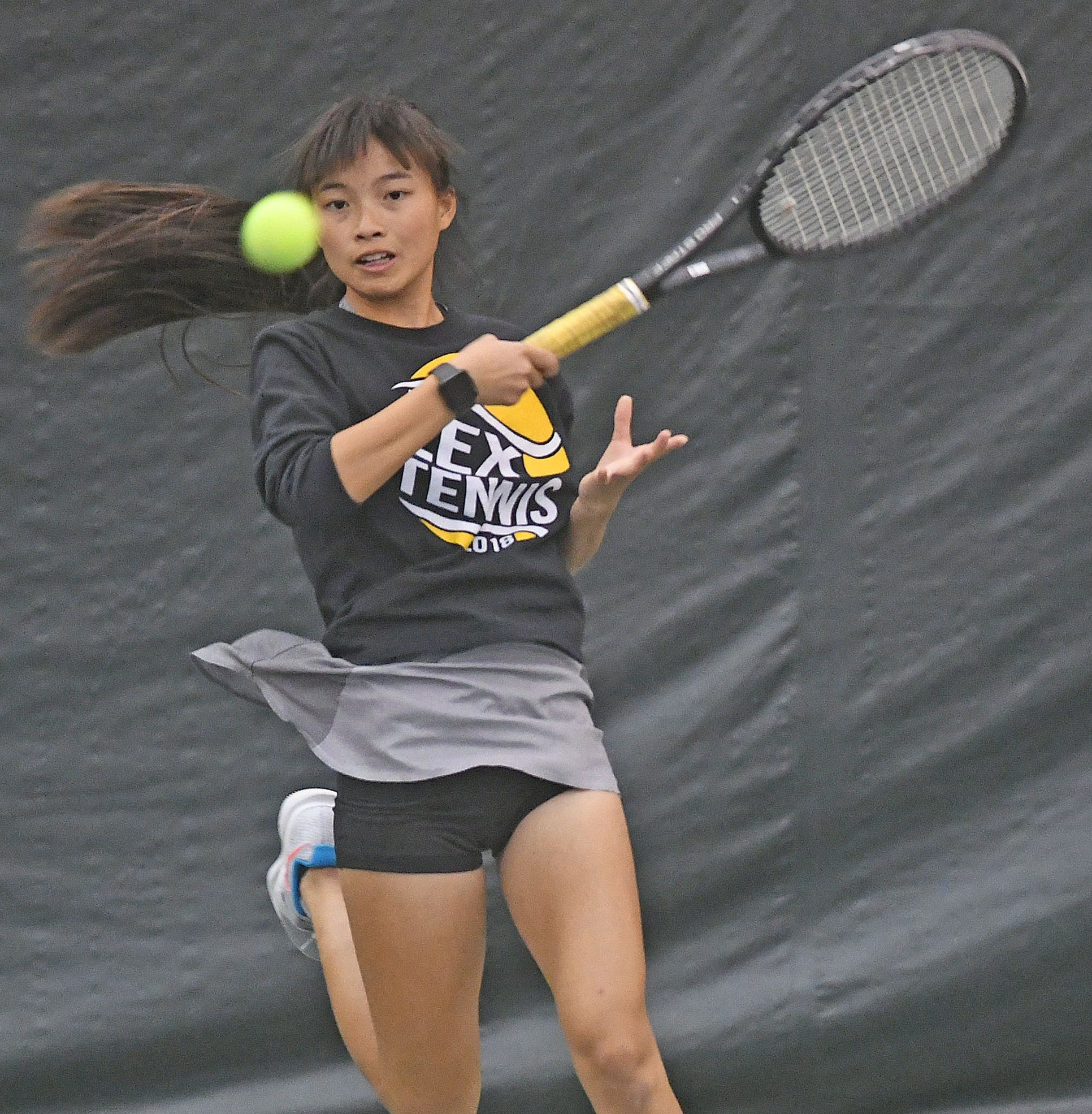 So close (again): Lex girls fall in bid for Final Four in tennis
