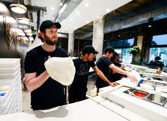 Elemento Neapolitan Pizza