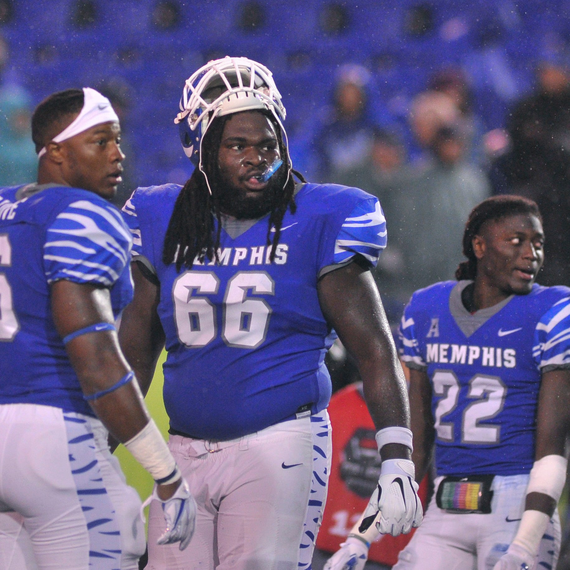 Film study: How UCF's touchdown on fourth-and-1 highlighted Memphis' defensive struggles