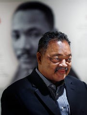 Civil Rights Leader Jesse Jackson is a 2018 Freedom Award honoree.