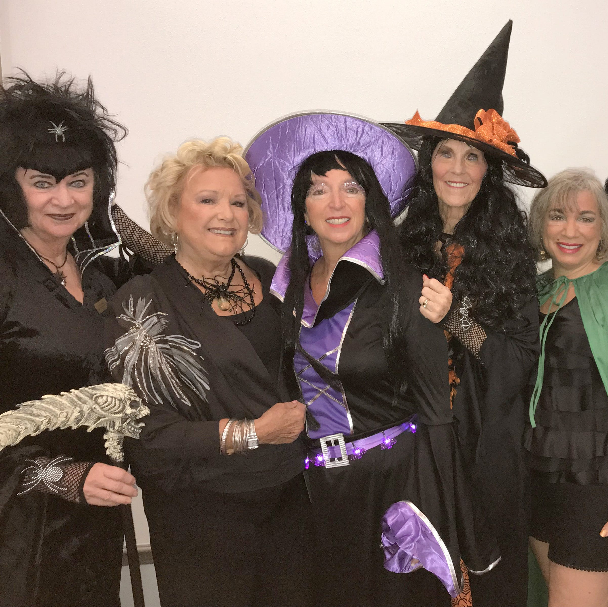 Social Scene: Just Friends' Witches Ball