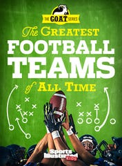 """The Greatest Football Teams of All Time"" from Sports Illustrated Kids."