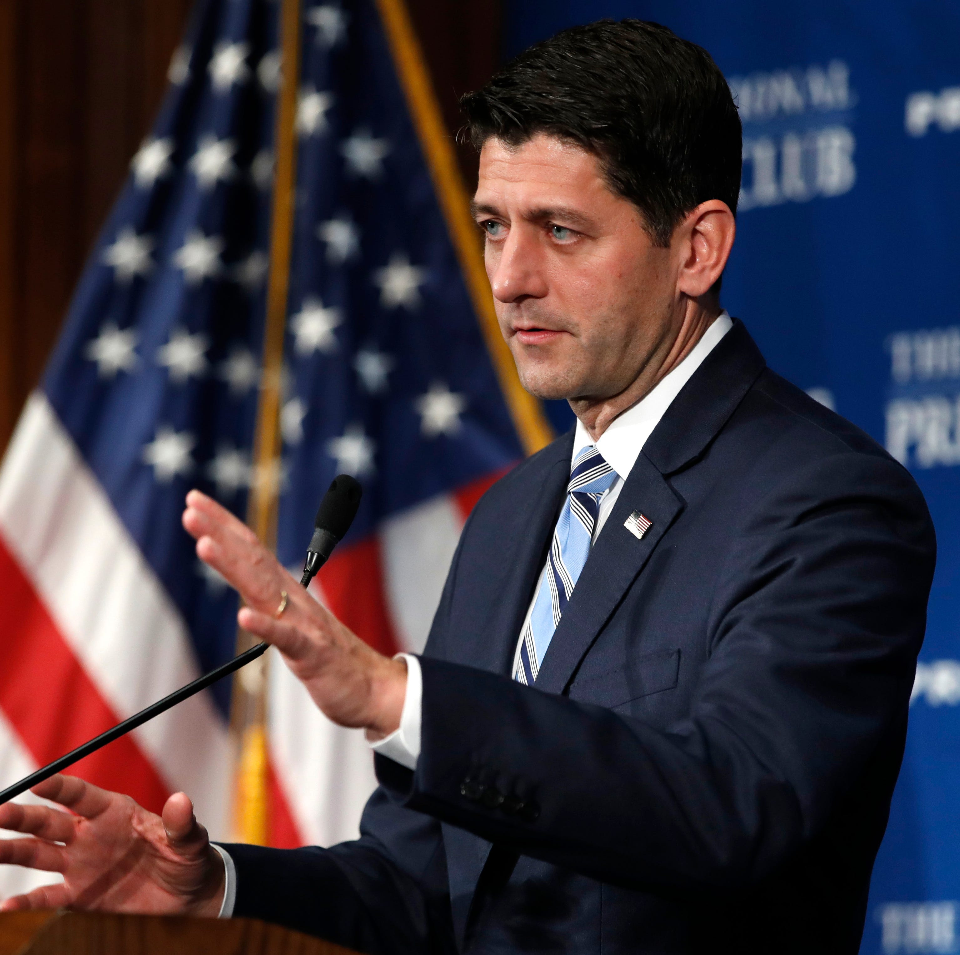 Former House Speaker Paul Ryan joins board of new Fox Corp.