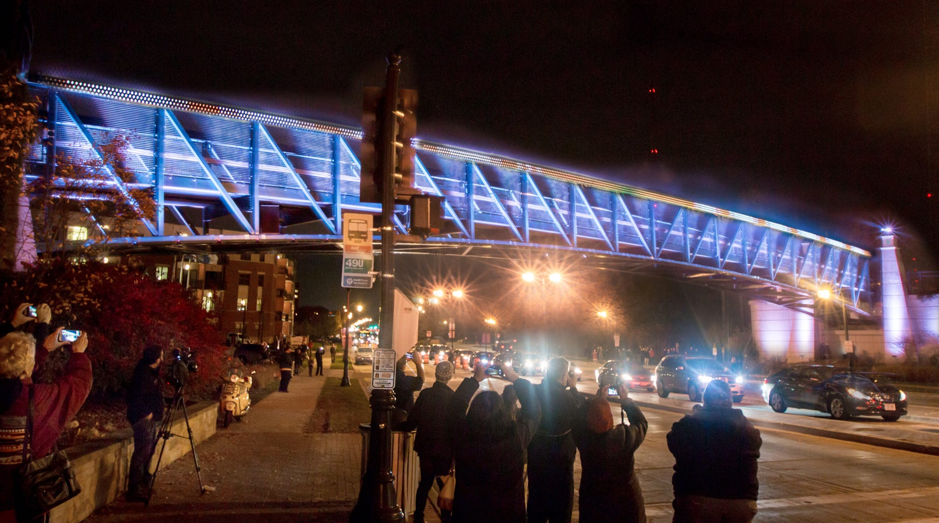 See the mysterious Ghost Train as it makes its annual odyssey through Shorewood