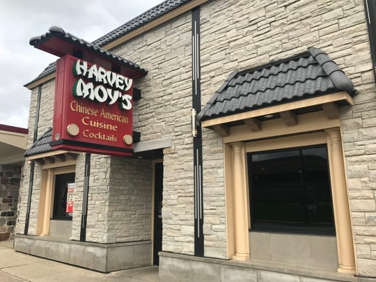 Harvey Moy's Chinese & American Restaurant is at N89 W16754 Appleton Ave., Menomonee Falls.