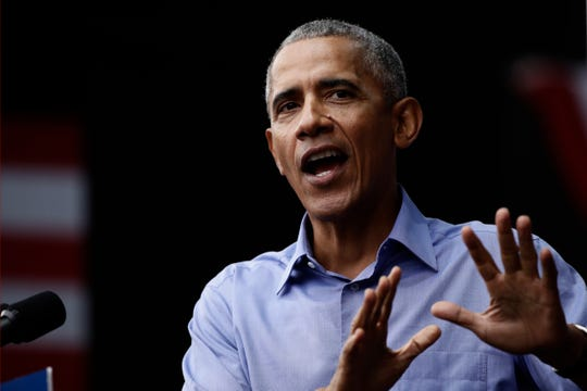 Will he or won't he? That's what Wisconsin Democrats are asking on a possible visit by former President Barack Obama before the Nov. 6 election.