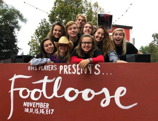 Footloose Cast