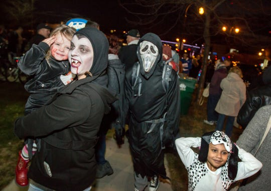 The Night of the Ghost Train also includes a costume contest and a ghost story contest.