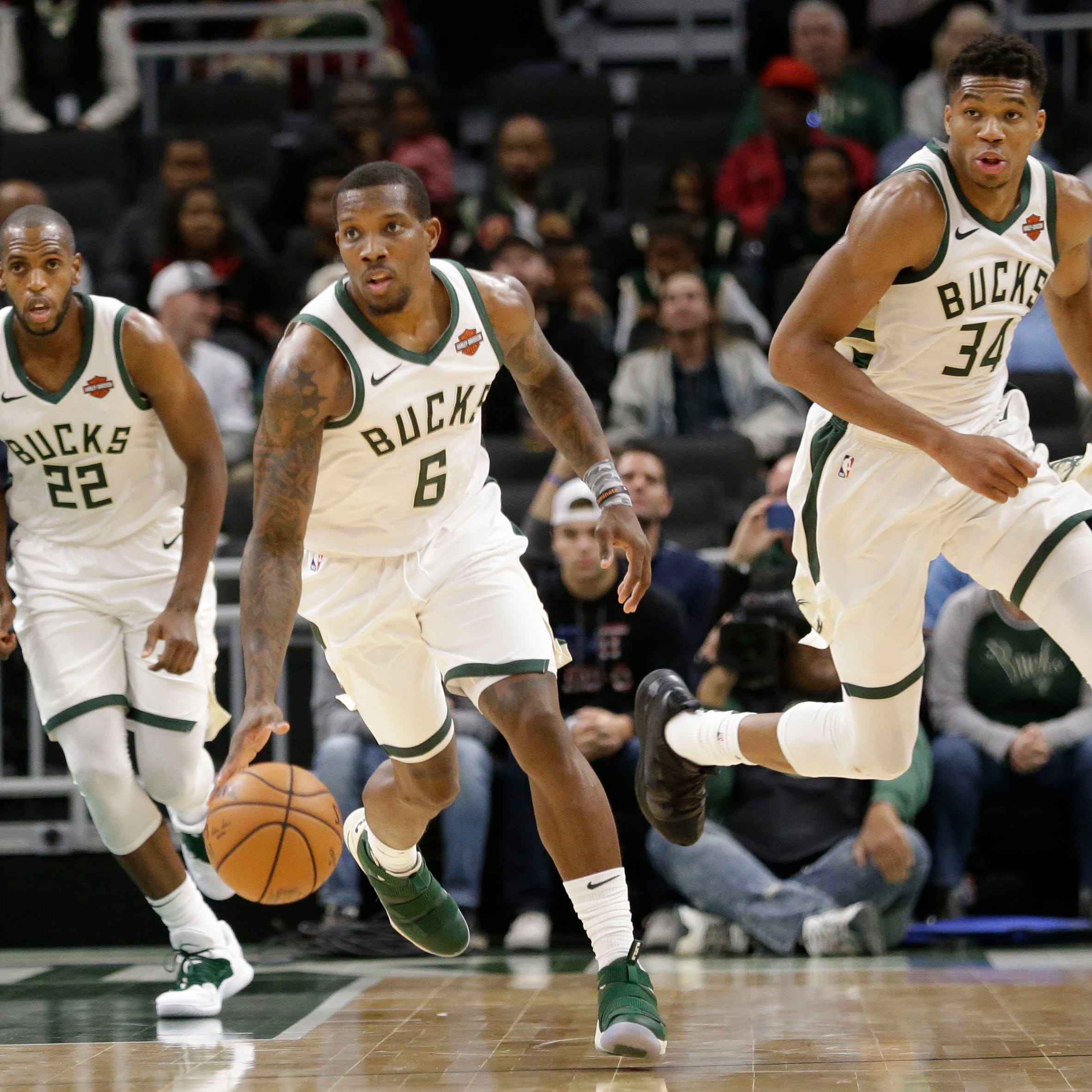 Fresh off successful preseason, Bucks aim to show it wasn't fool's gold