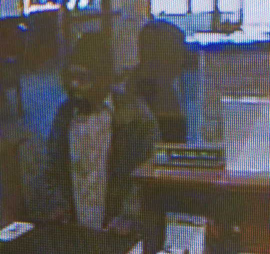 Hartland police are looking for two suspects related to an armed robbery that occurred on Oct. 13 at Great Midwest Bank on Hartbrook Dr.