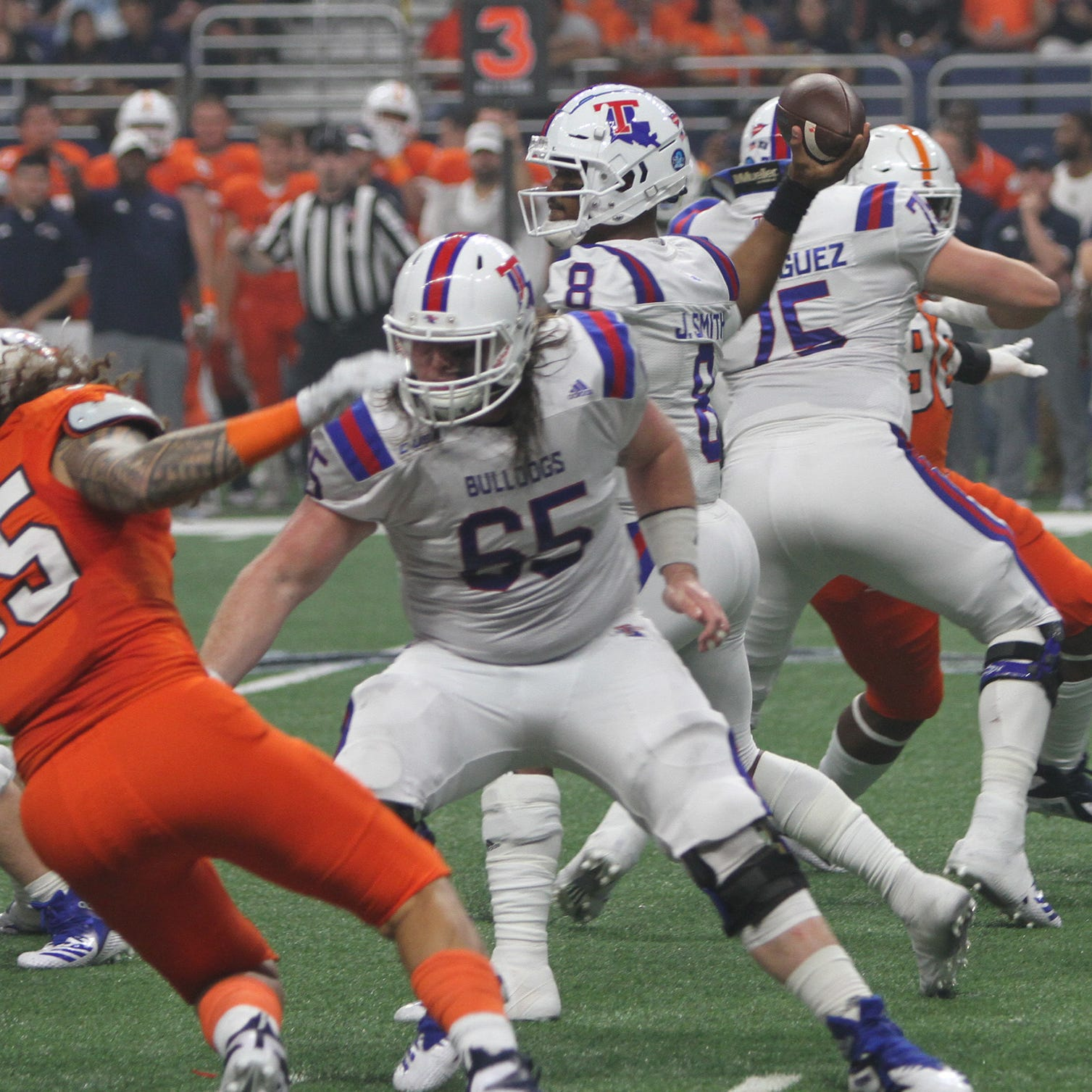 Louisiana Tech doesn't want to overlook UTEP