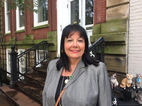 Morris County Republican Clerk Ann Grossi