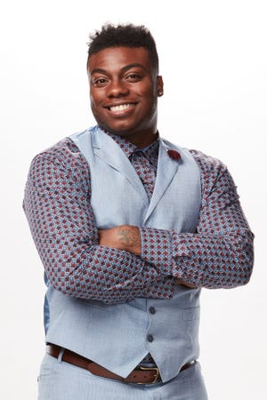 """Montgomery resident Kirk Jay, a native of Bay Minette, is a contestant on season 15 of NBC's """"The Voice."""""""