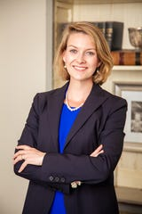 Danielle Mashburn-Myrick, a Mobile lawyer and first-time candidate, is running for House District 94.