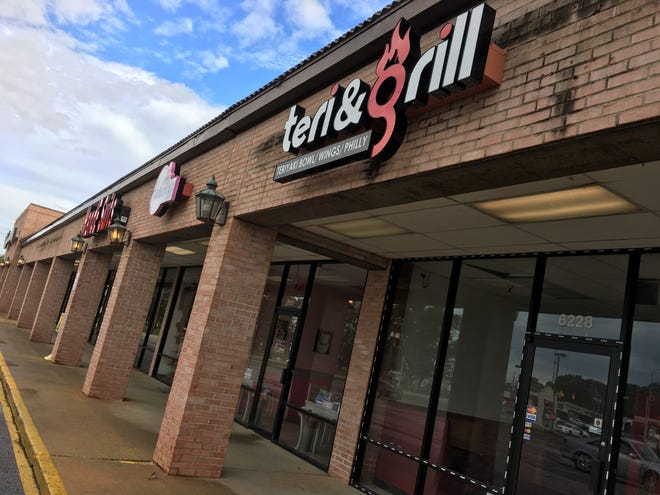 Work is underway on an Atlanta Highway location for Teri & Grill.