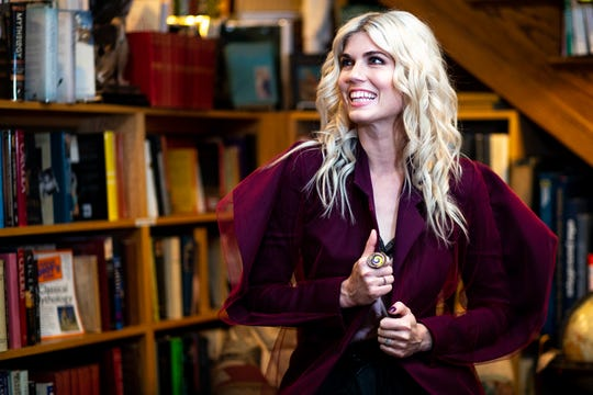 "Julianna Zobrist authored a book called ""Pull It Off: Removing Your Fears and Putting On Confidence."""