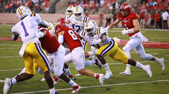 Tennessee Tech's defense is last in the FCS in scoring defense (54.3 points).