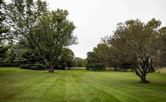 Photo of the Oman property off Franklin Road Tuesday, October 16, 2018.