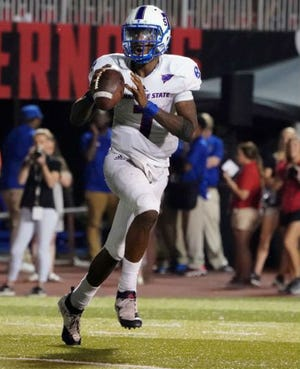 Tennessee State starting quarterback Demry Croft will miss the remainder of the season with a shoulder injury.