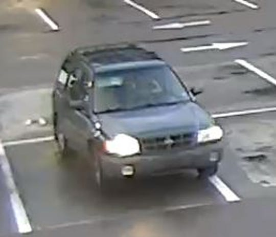 Daniel Davenport, 31, a suspect in the death of a man whose body was found at a Naples Park home Oct. 8, has been driving the man's vehicle, a green Subaru Forester.