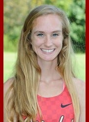 Otterbein senior cross country All-American Claire Lamb is from Granville.