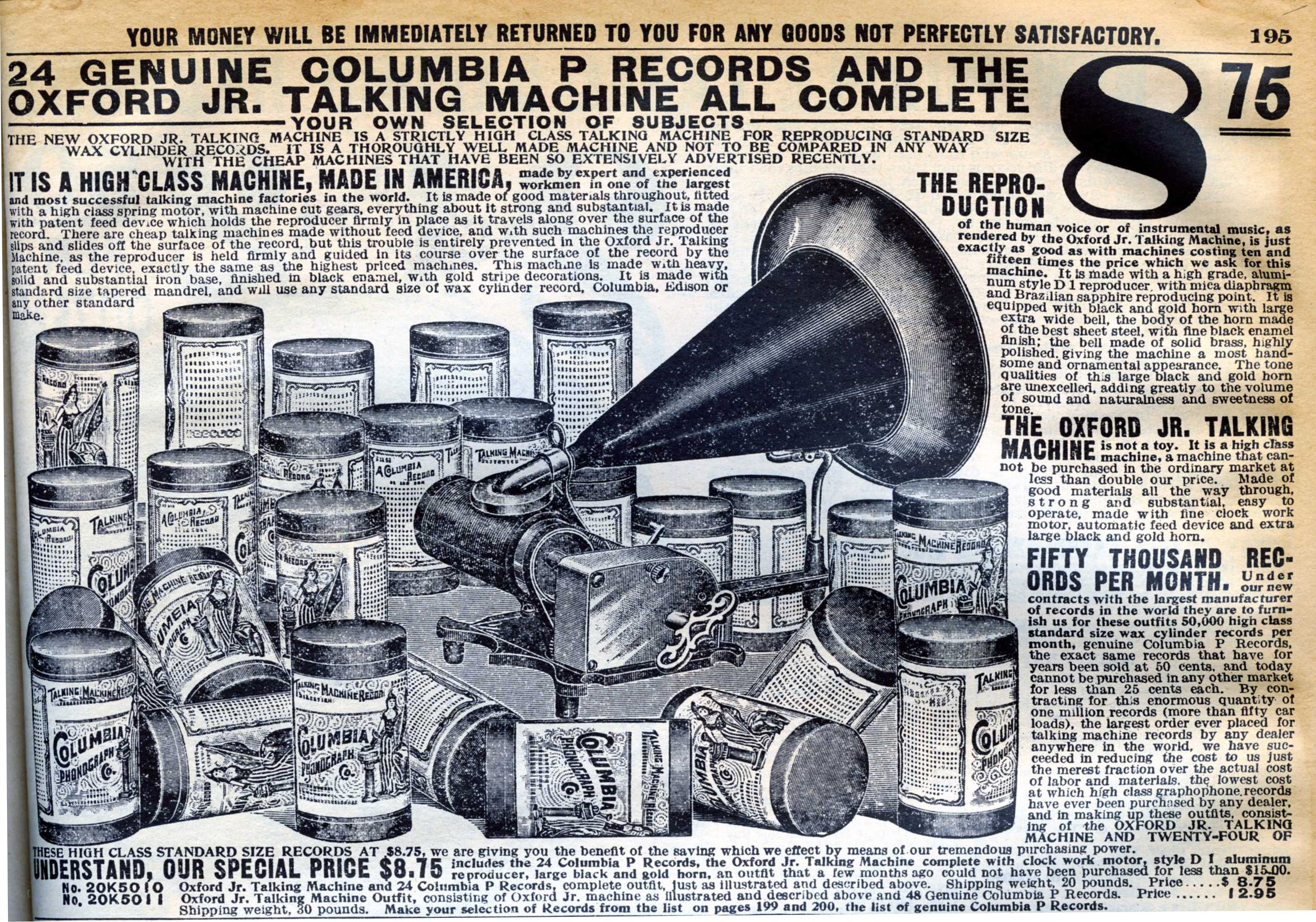 Vintage 1925 Sears Roebuck and Co The World/'s Largest Store At Its Best farmhouse d\u00e9cor vintage advertising ad