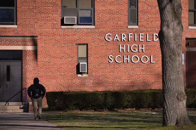 The landscape may be different when Garfield High School students return to school.