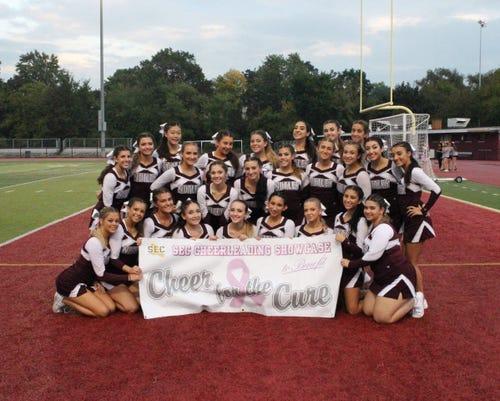 Nutley Cheerleaders