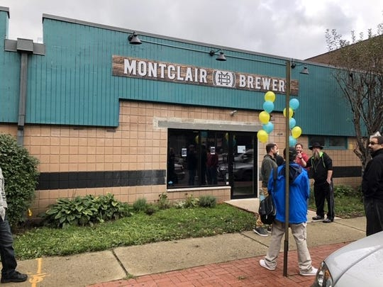 The Montclair Brewery on Walnut Street opened its doors on October 13, 2018.