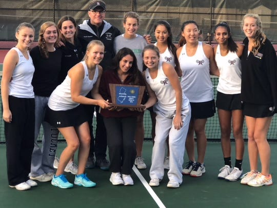 Ridgewood girls tennis