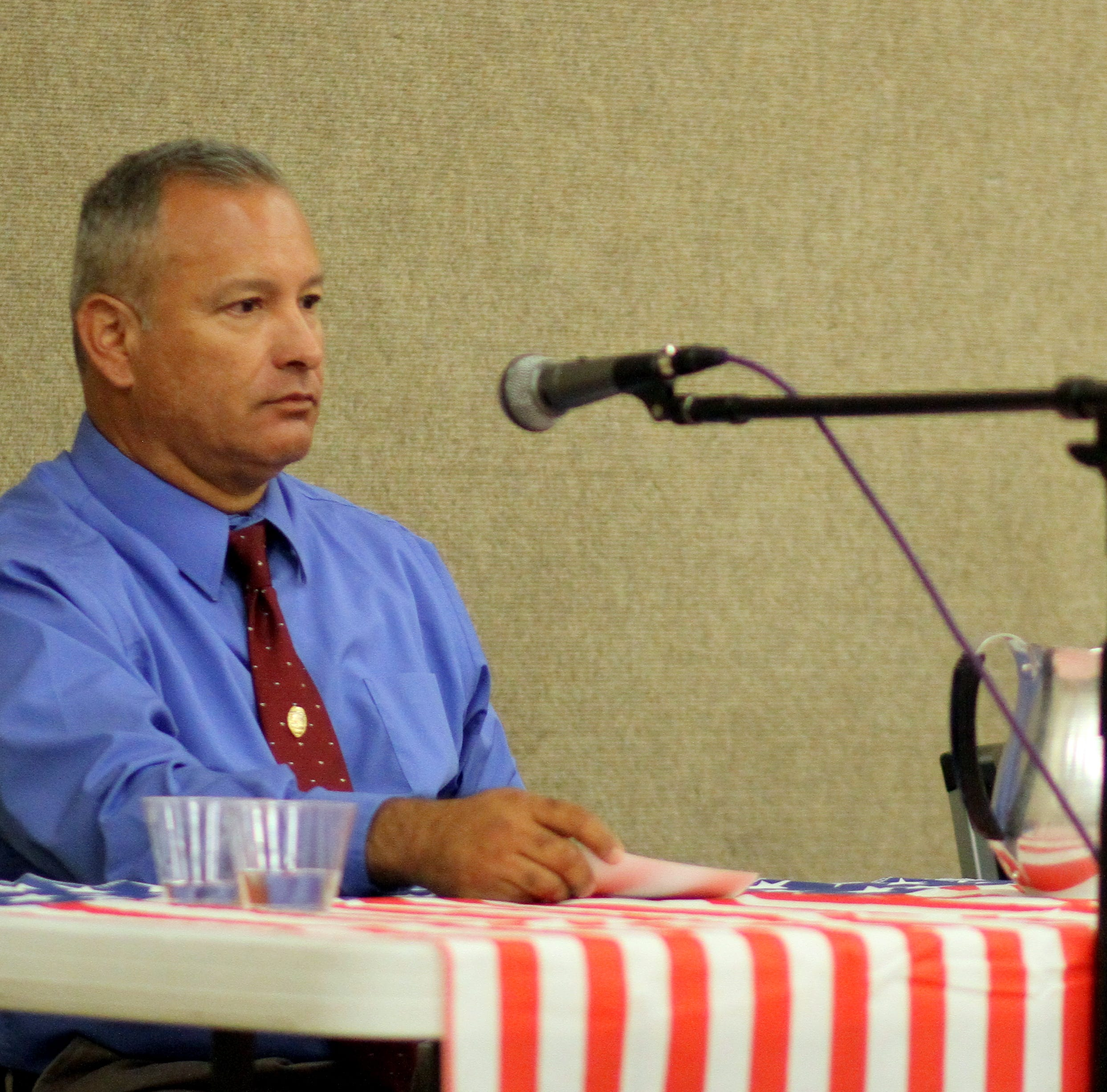 Local candidates attend Deming-Luna County Chamber of Commerce public forum