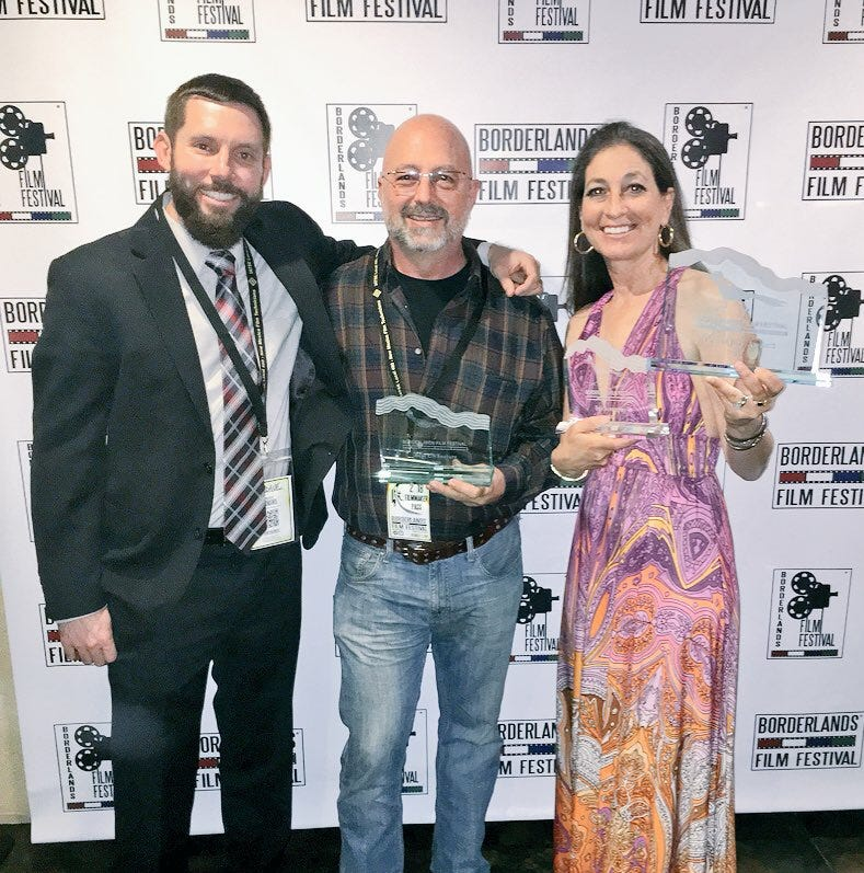 'When I Sing' wins Best Screenplay, Best U.S. Feature at Borderlands Film Festival