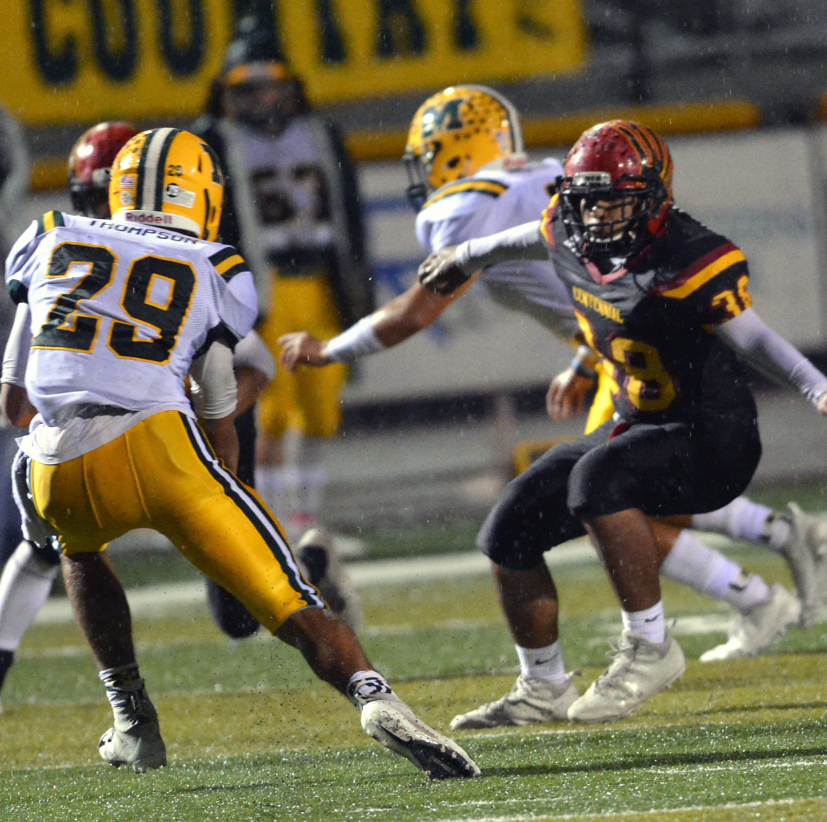 Centennial, Hobbs meet with District 3-6A title implications on the line