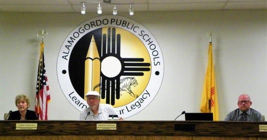 Alamogordo School Board