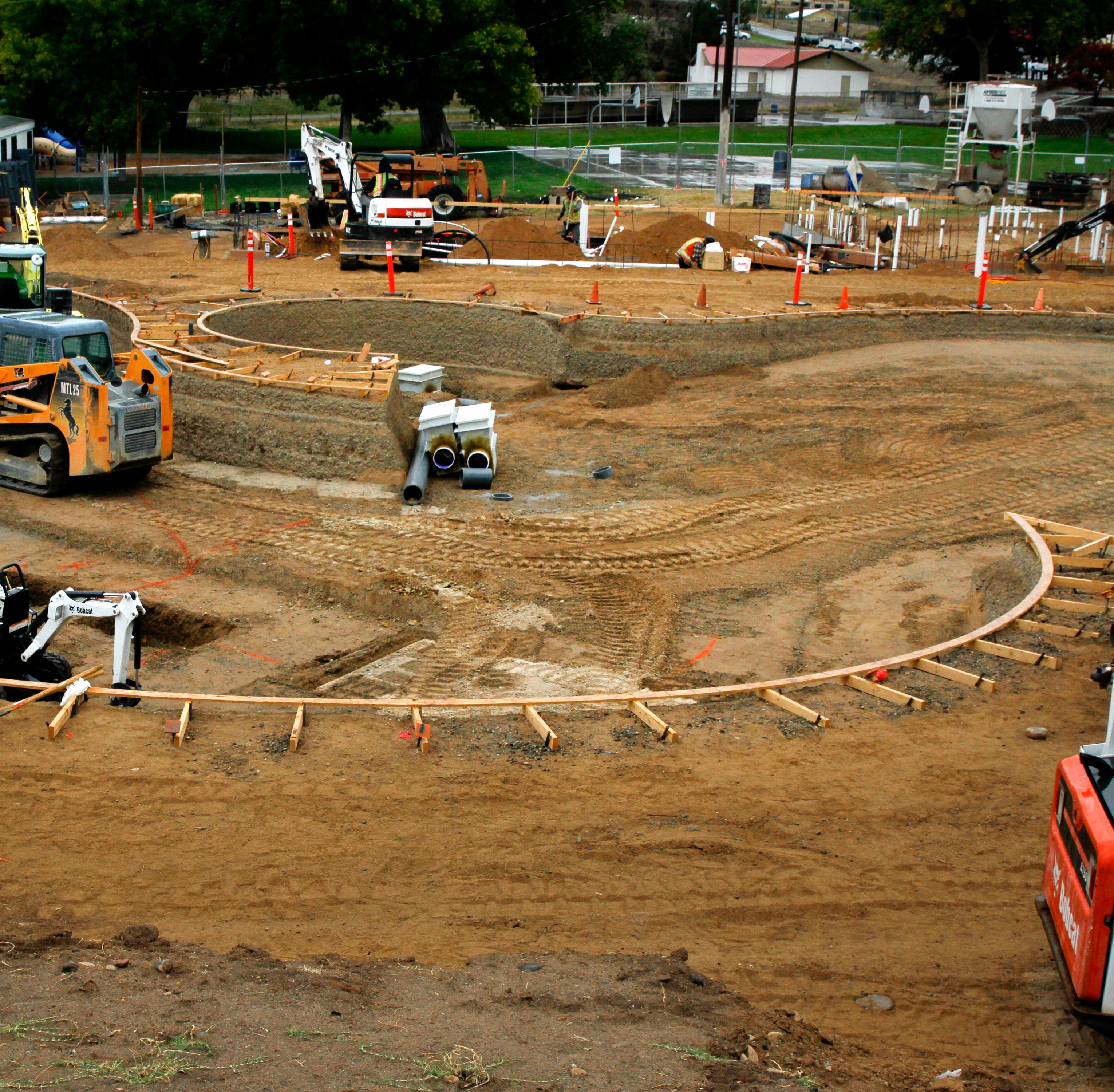 Bisti Bay at Brookside Park: New name chosen for future water park