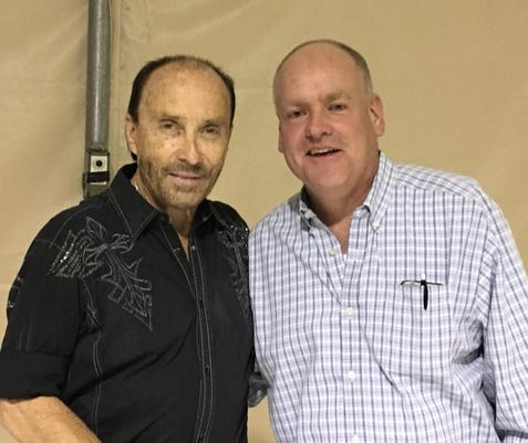 Lee Greenwood and Tim Keithley